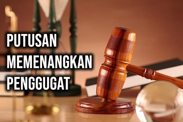 Putusan Pengadilan Memenangkan Penggugat, Lalu Bagaimana Cara Mendapatkan Uang Ganti Rugi Berdasarkan Putusan Tersebut?